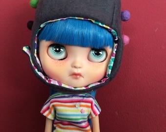 Blythe hat - grey