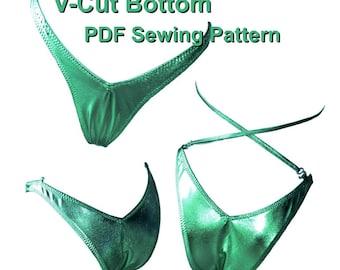 V-Cut Bottom (5 Sizes)