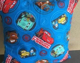 Cars Redline Racing Cushion Cover