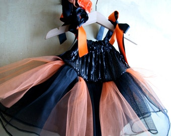 Witch tutu dress newborn baby girls cosplay costume, headband and gown, toddlers mother of dragons Renaissance infant girls Italian outfit