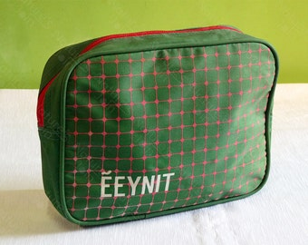 Small Hand Bag for cosmetics, toiletry or small items. Travel Pouch. Light Weight. Good Quality & Durable