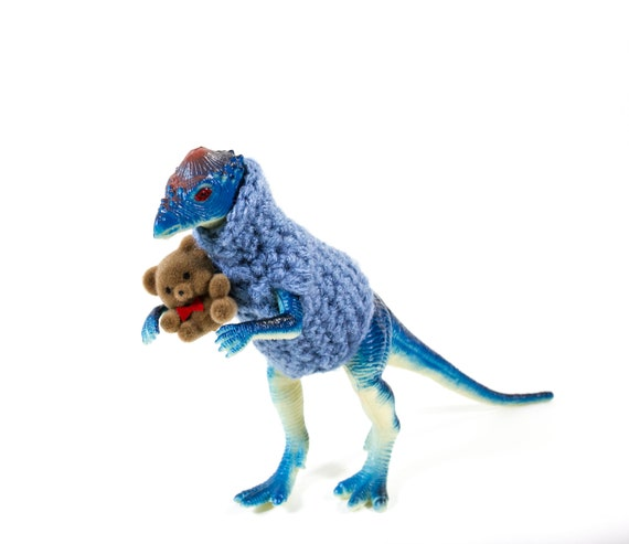 Pachycephalosaurus in a Sweater