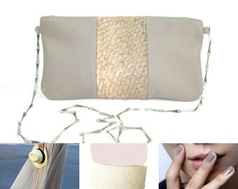 Bag OLI - Fish leather