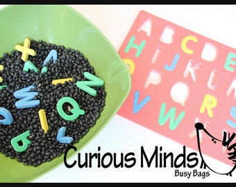 Simply Foam Alphabet or Number Puzzle