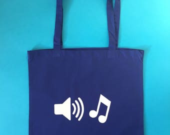 The Sound of Music - 'Say What You See' Tote Bag