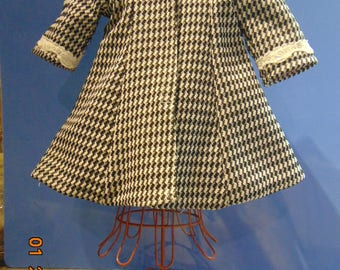Handmade American Girl type coat