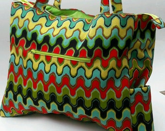 Kylil Tote - Coloursplash!