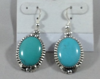 Campitos Turquoise Earrings