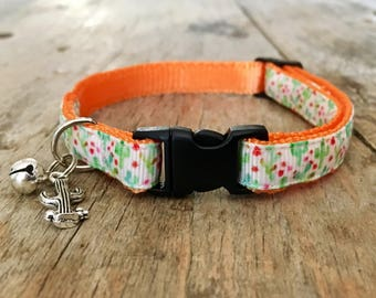 Cactus cat collar