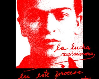 Frida Kahlo Poster - La Lucha Revolucionaria Poster - Homenaje a Frida Kahlo - Frida Quote Poster