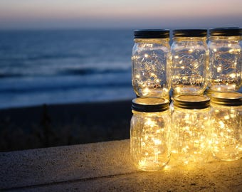 Bulk String lights Fairy Lights Warm White Lights Mason Jar