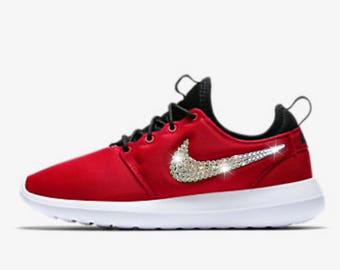 quality design 4e62f b9f1f nike free run with rhinestones
