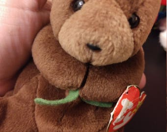 Seaweed the Otter - Ty Beanie Babies - 1995