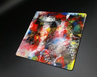 Jig Saw Drink Coaster Set
