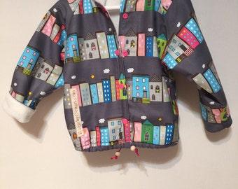 Toddler, Babies, Winter,Jackets, Coats,Warm, Cuddly, Soft ,Snuggle,Washable