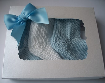 Baby socks size 3 - 6 months