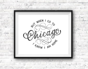 Home is Chicago