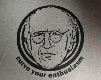 Curve Your Enthusiasm Curveball Festival T Shirt *PHISH*