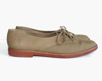 Vintage Oxfords Size 7-7.5 Vintage Flats