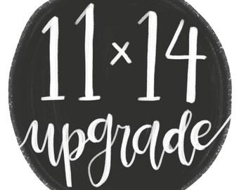 Upgrade Your Print Order to 11 x 14   Print Upgrade   Larger Print