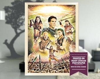 Scorpion King, fanart, scorpion king poster, scorpion king print, scorpion king movie, best posters, scorpion king art, cool art