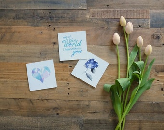 Choose Your Own Greeting Card Set | Three Pack | Made In Australia