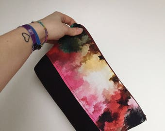 Cosmetic Bag Coloured