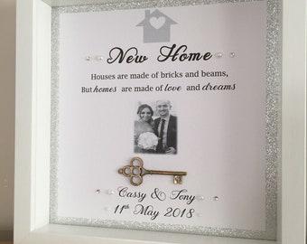 New Home Gift Frame