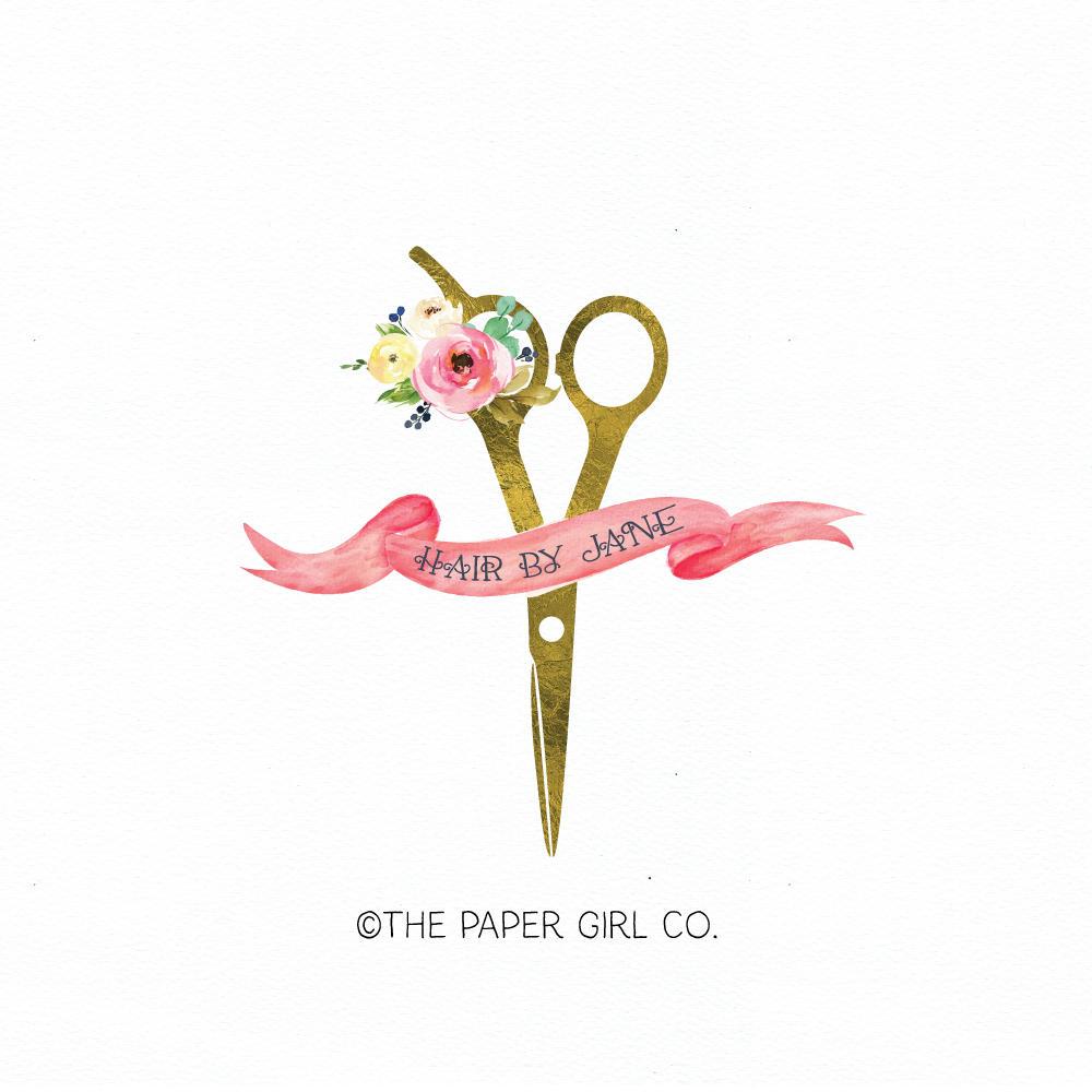 Hair salon logo hair dresser logo hair stylist logo beauty zoom altavistaventures Images