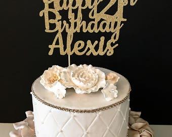 Happy Birthday Cake Photo Crystal Jpg 340x270 21st