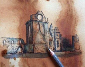 Arbroath Abbey (1320 Limited Edition)