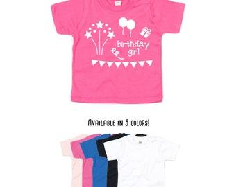 Baby birthday shirt, baby tee, birthday girl shirt, baby shower gift, birthday shirt, baby birthday girl, happy birthday, baby birthday tee