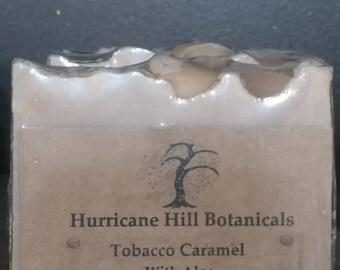 Tobacco Caramel Soap Bar