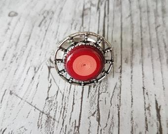 Adjustable ring-adjustable ring