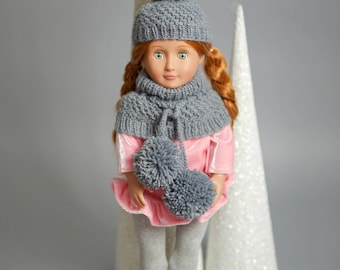 Winter Doll Outfit!!