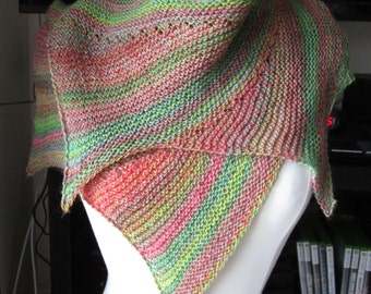 Seven Pointed Scarf/Shawl