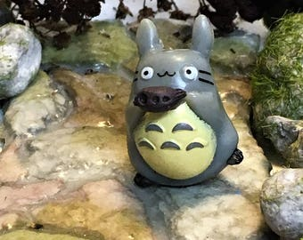 My Neighbor Totoro, Totoro Figurine, Movie Figurine