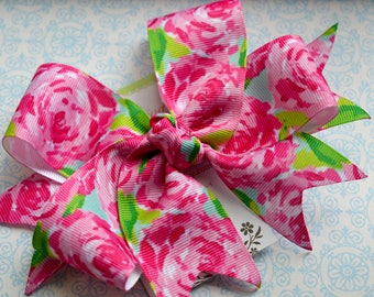 M2M Lilly Roses XL Diva Bow