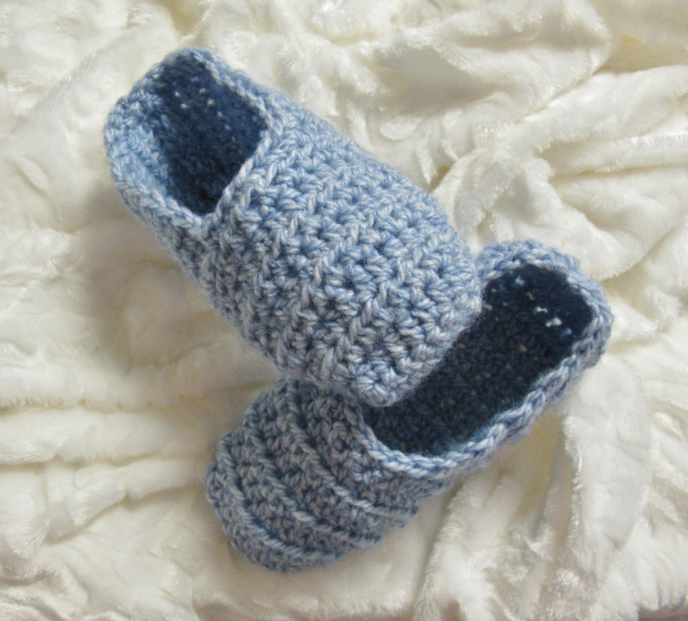 patron pdf no 23 pantoufles faciles crochet femmes hommes. Black Bedroom Furniture Sets. Home Design Ideas
