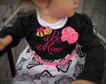 Little girls embroidered dresses 2T 3T 4T 5T personalized customized