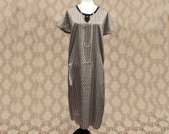 Art Deco Flapper Dress (Medium/Large)