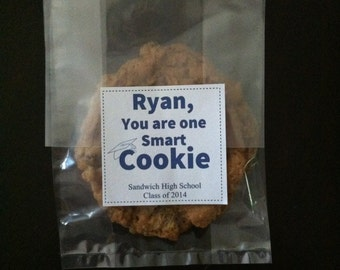 One Smart Cookie - Graduation Tags