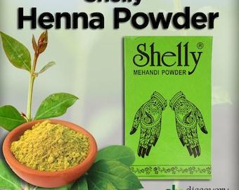 Shelly Henna Powder (100g)
