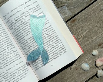 Mermaids tails / / 1 bookmark