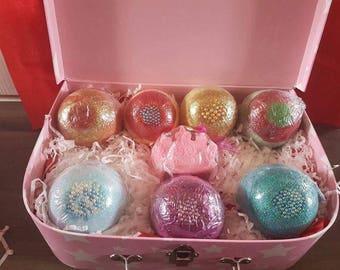 Large princess gift set
