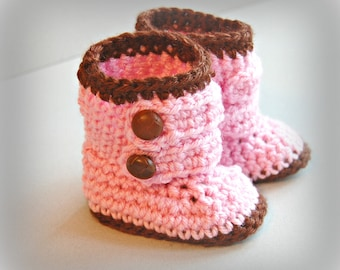 Strap boots for HER - Crochet ~ Made to order