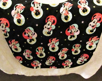 Minnie Mouse Reversible Adult or kids Bibs Clothing Protector