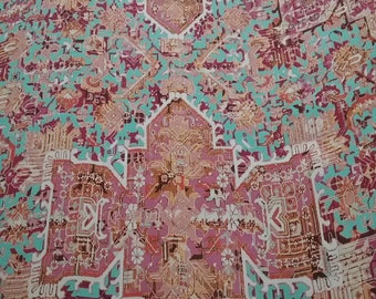 Print Silk Crepe de Chine - 54'' Wide per Yard