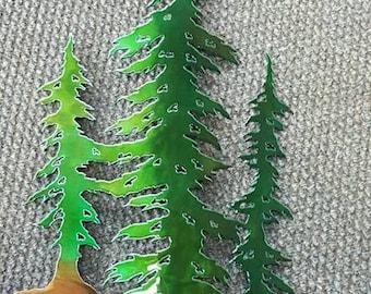 Three Trees Art Large