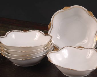 R S Germany Berry Bowls, Set of 6